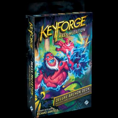 KeyForge: Mass Mutation (Deluxe Deck)