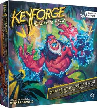 KeyForge: Mass Mutation (Boîte de départ) [FR]