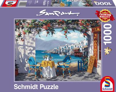 Rendez-vous op Mykonos (Sam Park) - Puzzel (1000)