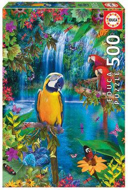 Bird Tropical Land - Puzzel (500)