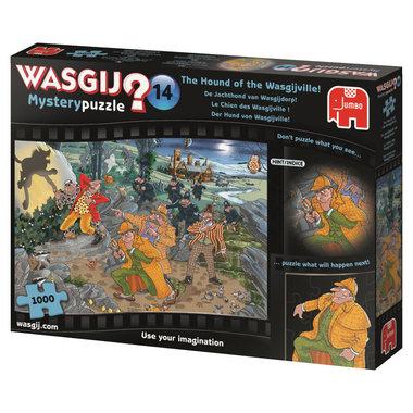 Wasgij Mystery Puzzel (#14): De Jachthond van Wasgijdorp! (1000)