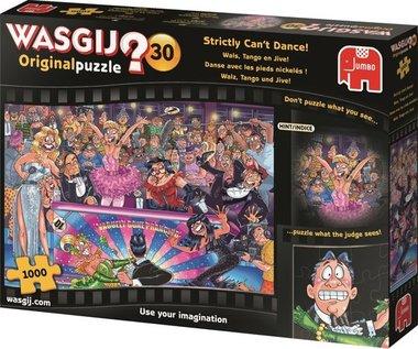 Wasgij Original Puzzel (#30): Wals, Tango en Jive! (1000)