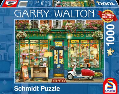 Elektronicawinkel (Garry Walton) - Puzzel (1000)