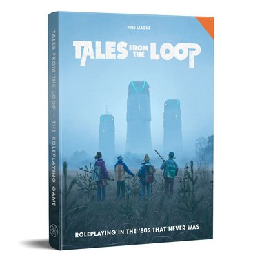 Tales from the Loop: Rulebook