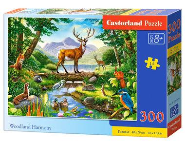 Woodland Harmony - Puzzel (300)