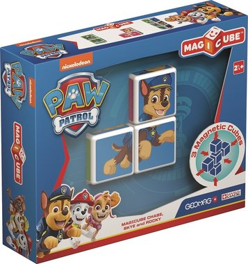 MagiCube Paw Patrol Chase, Skye and Rocky