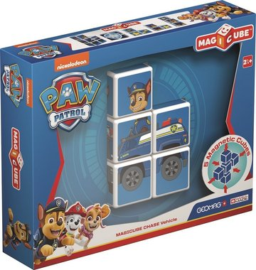 MagiCube Paw Patrol Chase Police Truck
