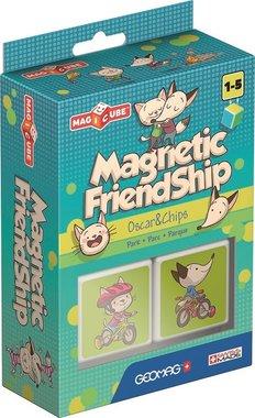 MagiCube: Magnetic Friendship Oscar & Chips (Park)