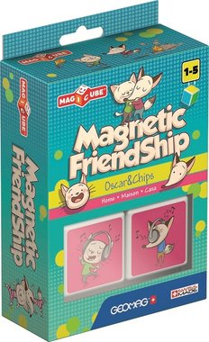 MagiCube: Magnetic Friendship Oscar & Chips (Home)
