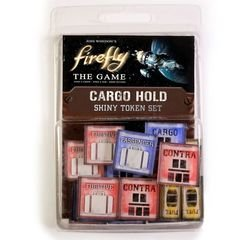 """Firefly: The Game - """"Shiny Cargo Hold"""" Token Pack"""