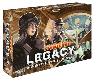 Pandemic Legacy: Seizoen 0 [NL]