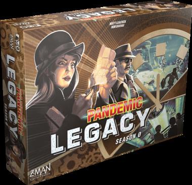 Pandemic Legacy: Season 0 [ENG]