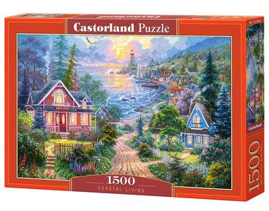 Coastal Living - Puzzel (1500)