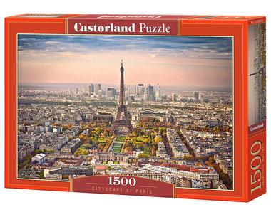 Cityscape of Paris - Puzzel (1500)