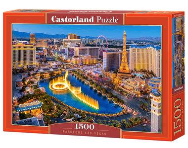 Fabulous Las Vegas - Puzzel (1500)