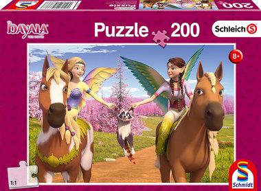 Op weg naar Dragon Mountain - Puzzel (200)