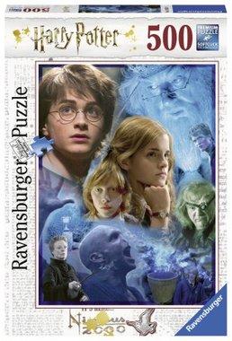 Harry Potter op Zweinstein - Puzzel (500)