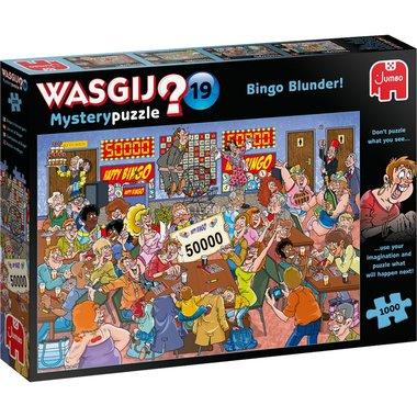 Wasgij Mystery Puzzel (#19): Bingobedrog! (1000)