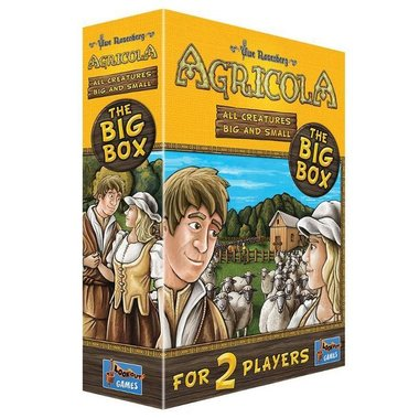 Agricola: All Creatures Big and Small [THE BIG BOX]