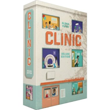 Clinic [DELUXE EDITION]