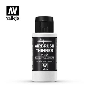 Airbrush Thinner (Vallejo) - 60ml