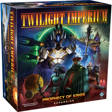 [PRE-ORDER] Twilight Imperium (4th Edition): Prophecy of Kings