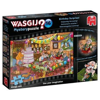 Wasgij Mystery Puzzel (#18): Verjaardag Verrassing! (1000)
