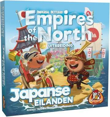 Imperial Settlers: Empires of the North - Japanse Eilanden [NL]