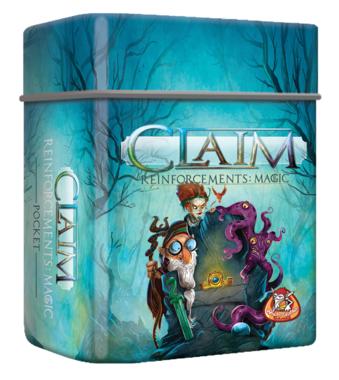 Claim: Reinforcements – Magic [POCKET]