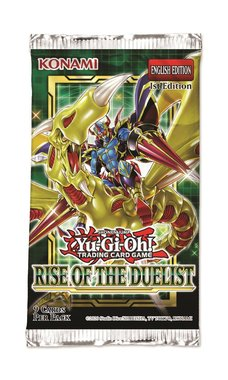 Yu-Gi-Oh! Rise of the Duelist (Booster)