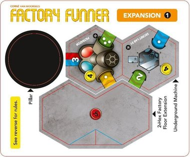 Factory Funner (& Bigger): Expansion 1