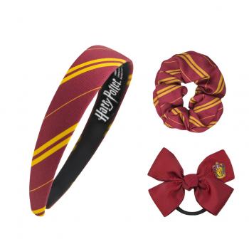 Harry Potter: Gryffindor Hair Accessories