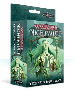 [GEMIDDELD BESCHADIGD] Warhammer Underworlds: Nightvault - Ylthari's Guardians