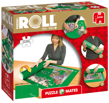Puzzle & Roll (500 - 1500)