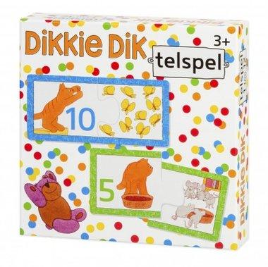 Dikkie Dik: Telspel