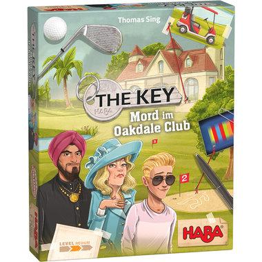 The Key: Moord in de Oakdale Club (8+)
