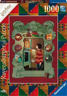 Harry Potter bij de familie Wemel - Puzzel (1000)