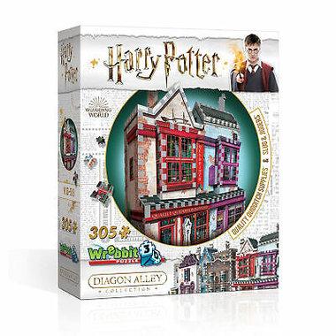Harry Potter Quality Quidditch Supplies & Slug & Jiggers - Wrebbit 3D Puzzle (305)