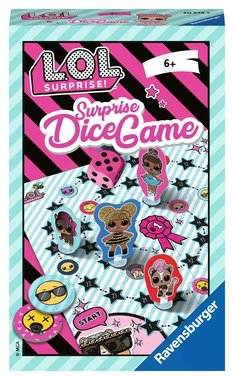 L.O.L. Surprise!: Surprise Dice Game (6+)