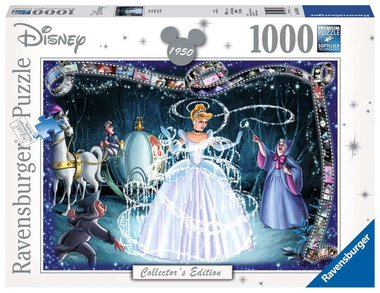 Disney Collector's Edition: Assepoester - Puzzel (1000)
