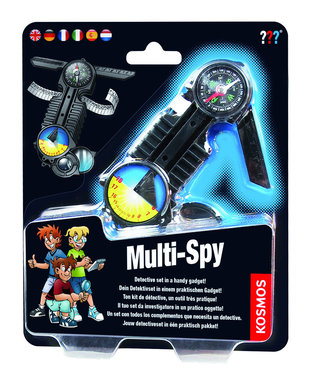 Multi-Spy (The Three Detectives)