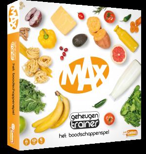 MAX Geheugentrainer: Het Boodschappenspel