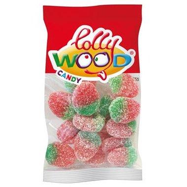 Zure Mini Aardbeien (Lollywood)