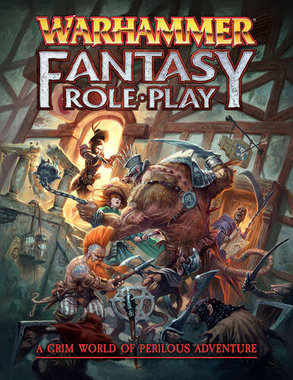Warhammer Fantasy RPG: Rulebook (4th Edition)