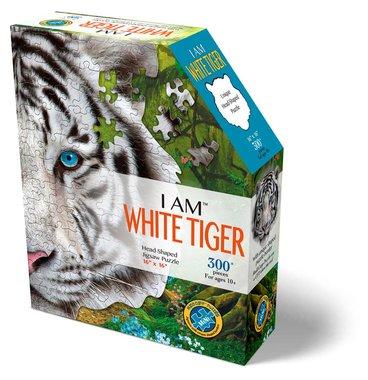 I Am White Tiger - Mini Puzzel (300)