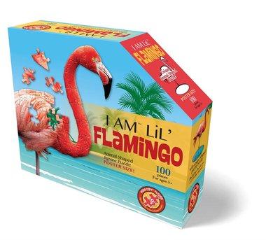 I Am Lil' Flamingo - Puzzel (100)