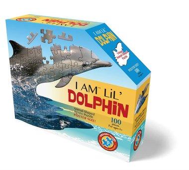 I Am Lil' Dolphin - Puzzel (100)