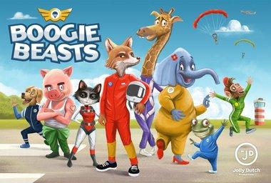 [2EHANDS] Boogie Beasts