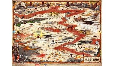 Dungeons & Dragons: Avernus (Map)