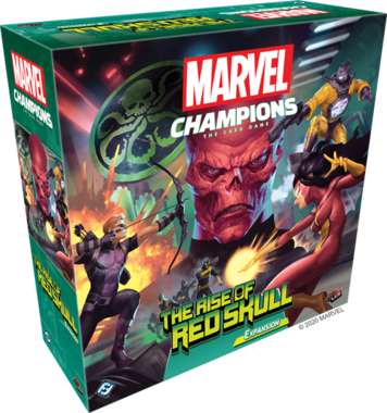 Marvel Champions: The Card Game - The Rise of Red Skull